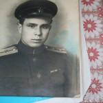 фото военных лет. Стукачев Николай Иванович