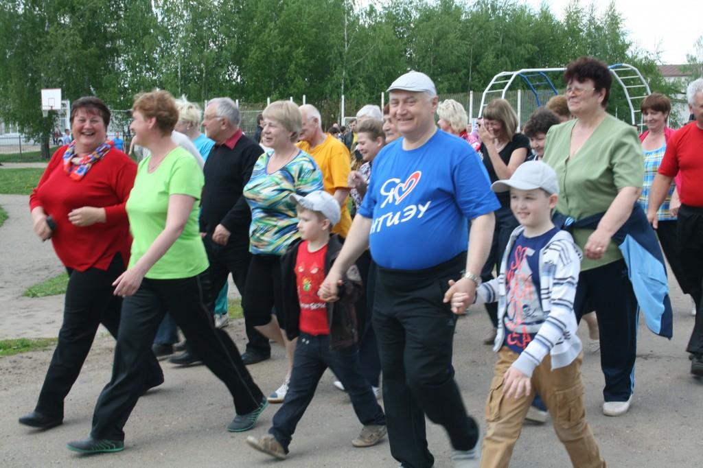Нормы ГТО (скандинавская ходьба)
