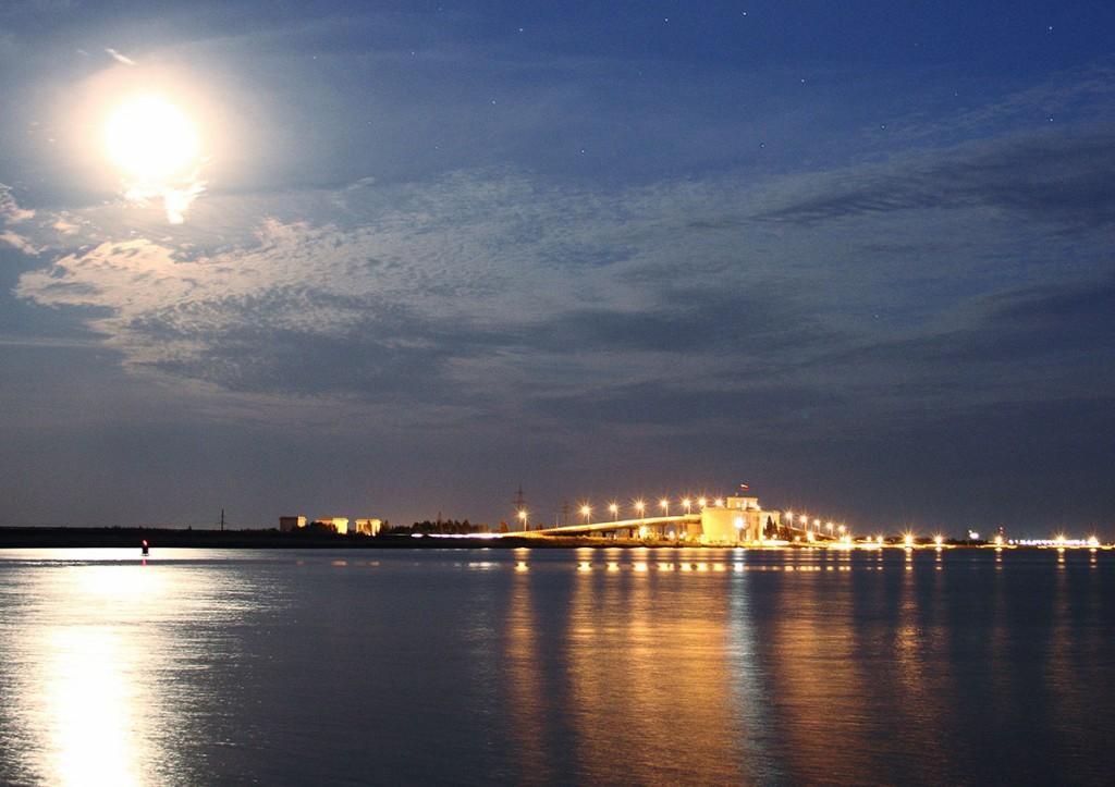Ночь,огни, небо.Ном.У нас природа удивительно красива. Нижегородский колледж малого бизнеса. Карпова