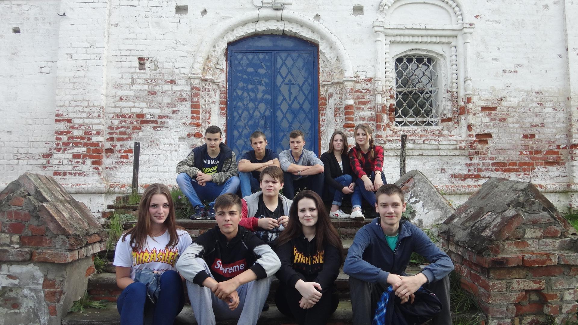 студенты 1